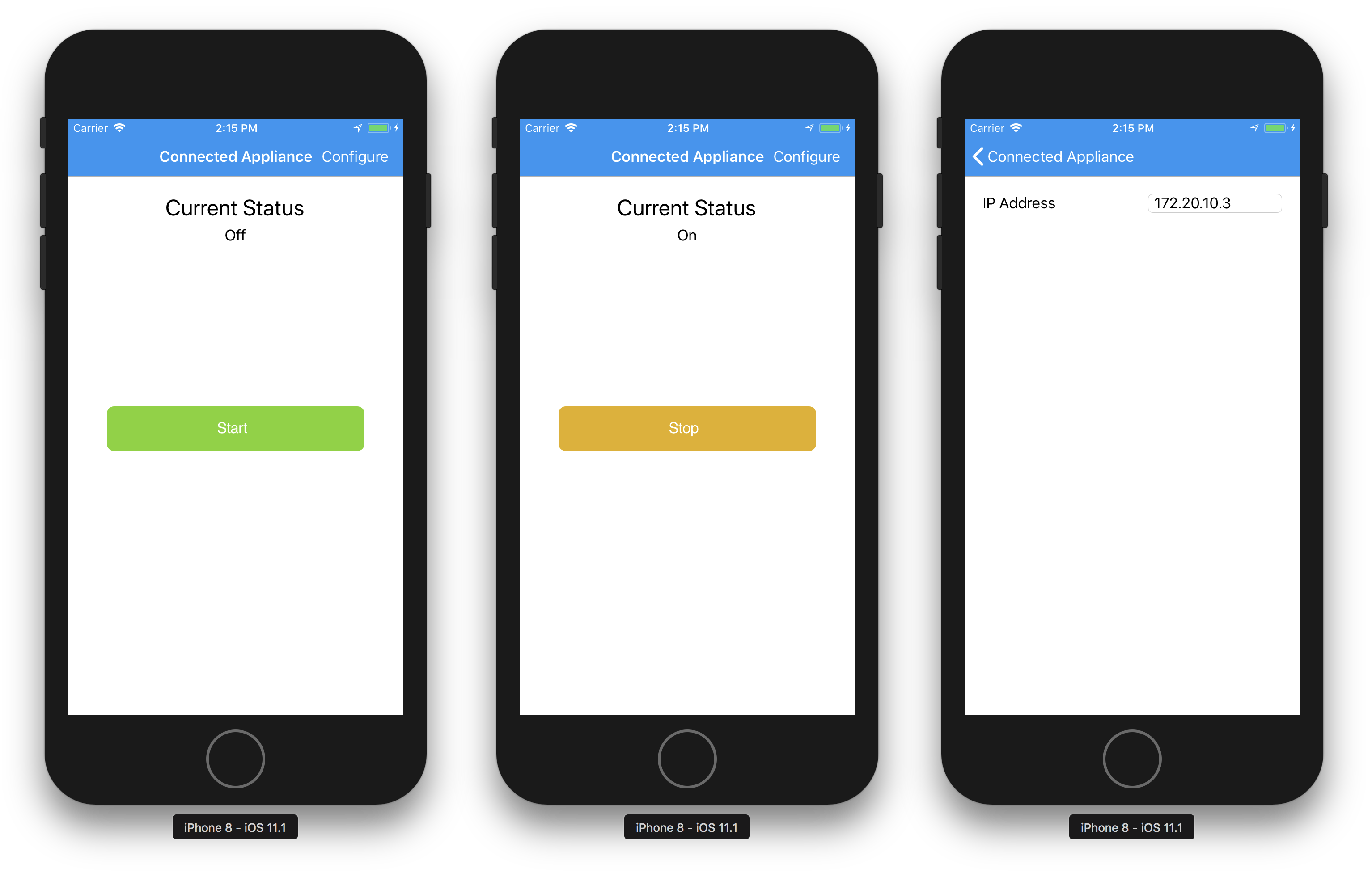 Connected Coffee Maker Part 4 – Mobile App, Powered by Xamarin